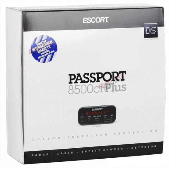Escort Passport 8500ci PLUS