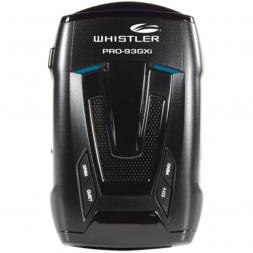 Whistler PRO-93GXi International